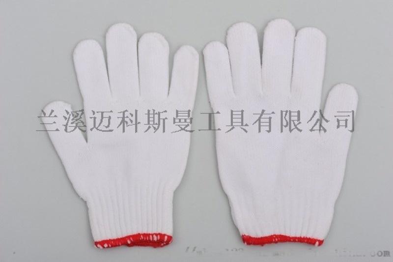 7针电脑机600克尼龙手套