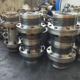 直径290内外齿联轴器 行车联轴器 鼓形齿式联轴器
