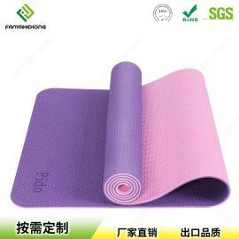 厂家直销出口品质NBR环保柔软瑜伽垫