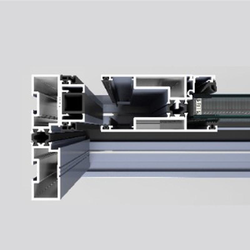 系统门窗ESD110提升推拉门兴发系统