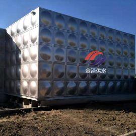 屋顶式箱泵一体化消防增压稳压给水设备