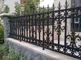 别墅栏杆,庭院栏杆,铝艺栏杆,铝艺围栏,铁艺围栏