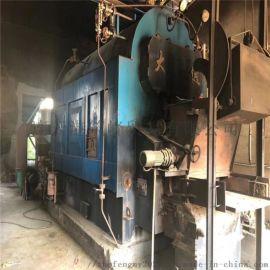转让锡能2吨原厂生物质链条蒸汽锅炉
