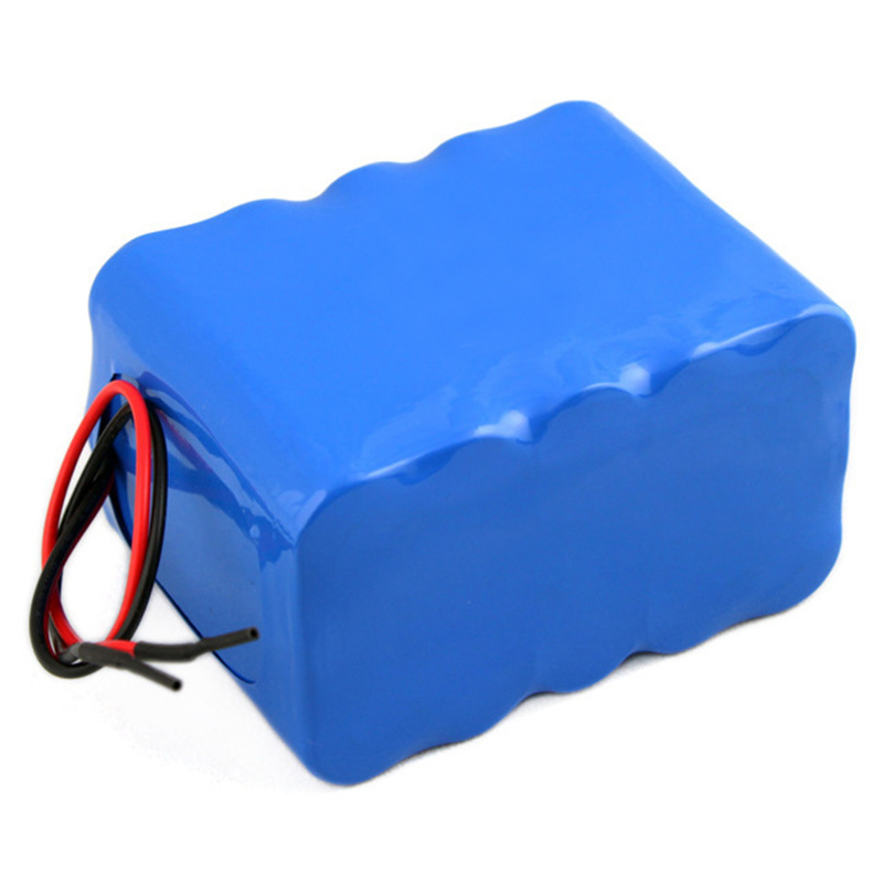 18650锂电池组14.8V四串两并保护板锂电池组