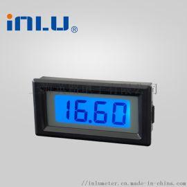 供应IN8035-PB三位半数显直流电压表电流表