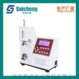 纸张耐折度测定仪 纸板耐折程度试验机