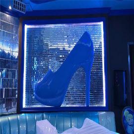 玻璃钢欧式浮雕雕塑 酒店装饰玻璃钢浮雕墙