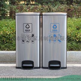 公园金属垃圾桶,街道垃圾桶,钢制垃圾桶