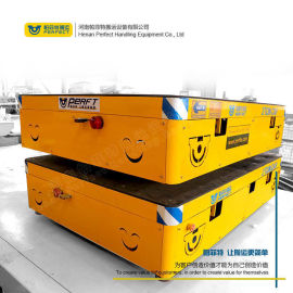 電動地平車搬運生產試驗設備無軌過跨車 蓄電池平板車