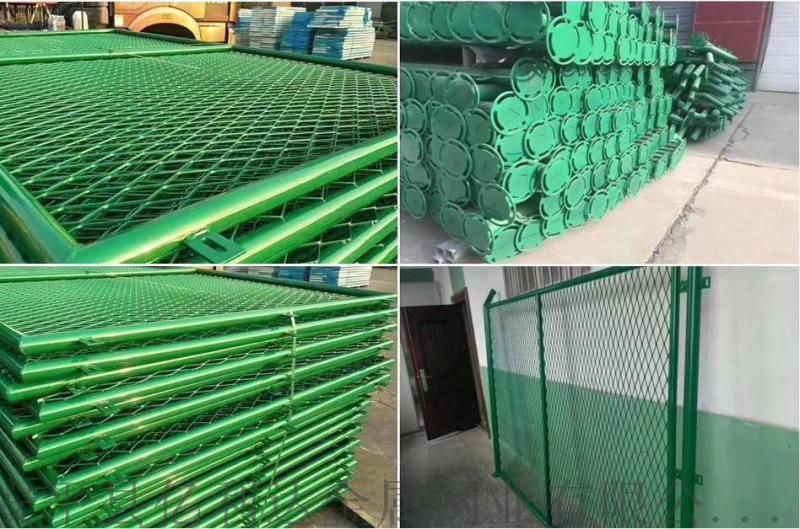 处理现货浸塑热镀锌钢板网护栏