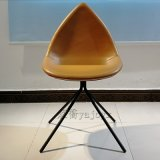 玻璃鋼樹葉椅水滴椅北歐設計師創意個性化餐椅