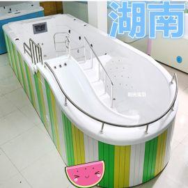 婴幼儿游泳池设备 母婴店大泳池 婴儿游泳设备厂家