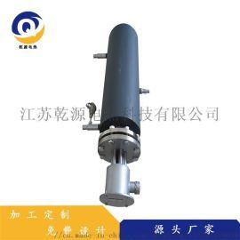 真空热处理电加热器 小型高品质管道式电加热器