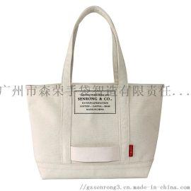 广州帆布包厂家定制14A加厚防水帆布袋