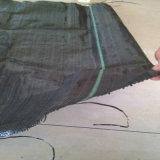 裂膜絲機織土工布80克  安裝