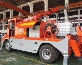 广西贺州湿喷台车隧道机械手湿喷车生产商
