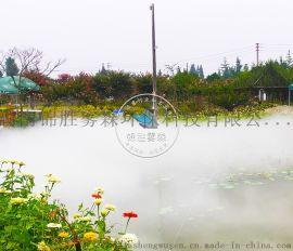 岳阳景观喷雾、水雾与园林设计的结合