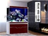 定制海鲜鱼缸_鱼缸小型水族箱