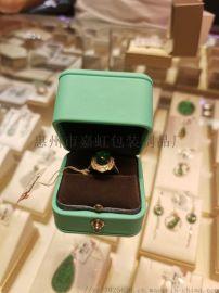 胶盒戒指盒t家同款戒指盒 时尚戒指盒
