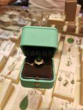 膠盒戒指盒t家同款戒指盒 時尚戒指盒