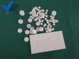 氧化铝陶瓷片耐磨陶瓷衬片用途