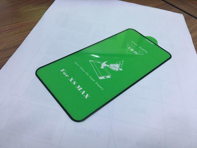 陶瓷膜IPhone xs max手机保护膜