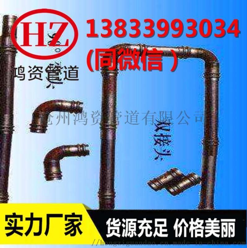 厂家生产承台专用冷却管接头带密封圈型号齐全