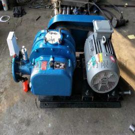 特殊气体增压设备罗茨风机 锅炉厂用三叶罗茨鼓风机