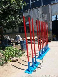 14米玻璃钢避雷针厂家,18米透波型玻璃钢避雷针