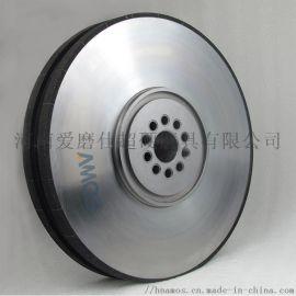 汽车凸轮轴磨砂轮/陶瓷外圆磨砂轮