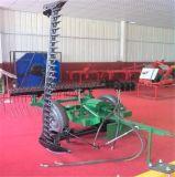 新型帶輪子的打草機 割摟一體機 多功能割摟機