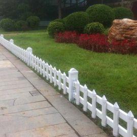 广东梅州室外绿化护栏图集 pvc围栏型材生产厂家