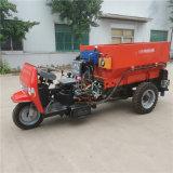 自走式三輪液壓撒肥機, 溼糞有機肥撒肥機