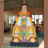 眼光娘娘塑像 送子奶奶神像厂 3.3米三霄娘娘佛像