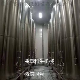 5吨发酵罐,不锈钢酒罐厂家