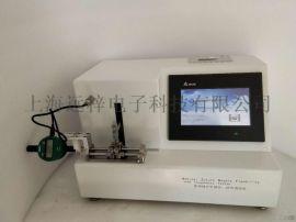 YY0166-2018带线缝合针弹性韧性测试仪