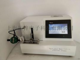 YY0166-2018帶線縫合針彈性韌性測試儀
