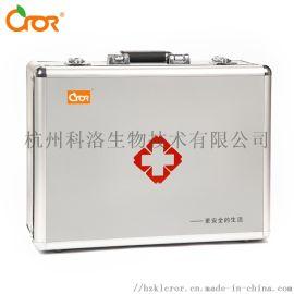 科洛(CROR)急救箱ZS-L-004A手提便携出诊医疗箱
