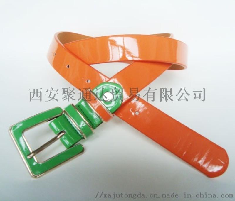 皮带加工厂直销各类男女士时装腰带服装厂皮带供货