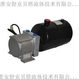 48V1000W无刷电机手动液压动力单元