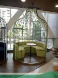 景观公共休息--创意休闲桌椅--成都