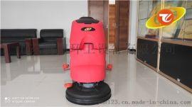 腾阳驾驶式洗地车具体的使用方法