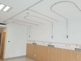 专业生产轨道,病房围帘导轨,窗帘轨道