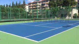 網球場建設