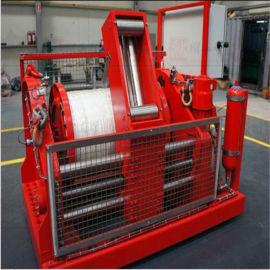 矿用供应JF-250ZD跑车防护装置收放绞车