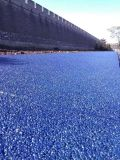 透水路面保護劑使用配合比、無砂透水地面操作流程