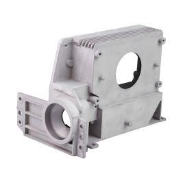 东莞镁合金压铸厂,订制生产办公投影仪散热外壳