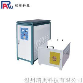 瑞奥 餐具加热热压成型设备 高频感应加热设备