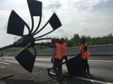 斯帝特智慧電力城市道路照明工程案例