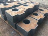 低合金板零割,Q345C超寬板切割。